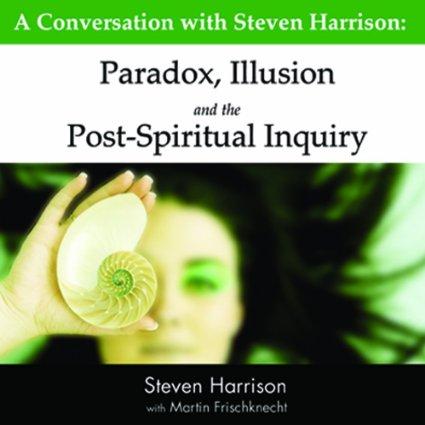 A Conversation with Steven Harrison