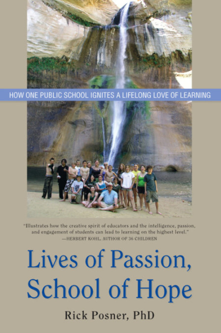 Lives of Passion, School of Hope
