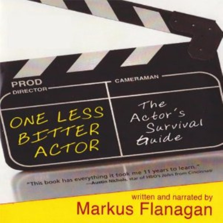 One Less Bitter Actor - Audiobook