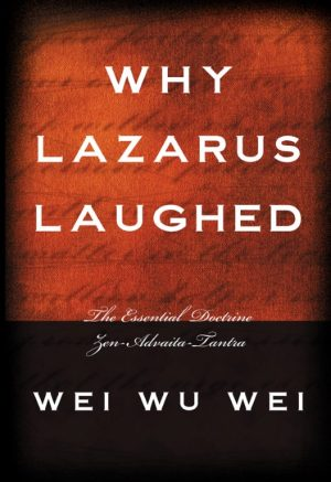 Why Lazarus Laughed