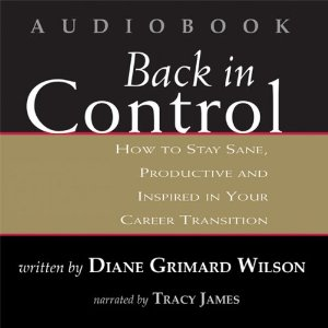 Back In Control - Audiobook