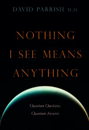Nothing I See Means Anything